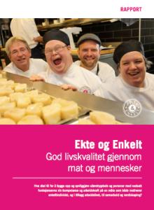 Sluttrapport Ekte & Enkelt (PDF)